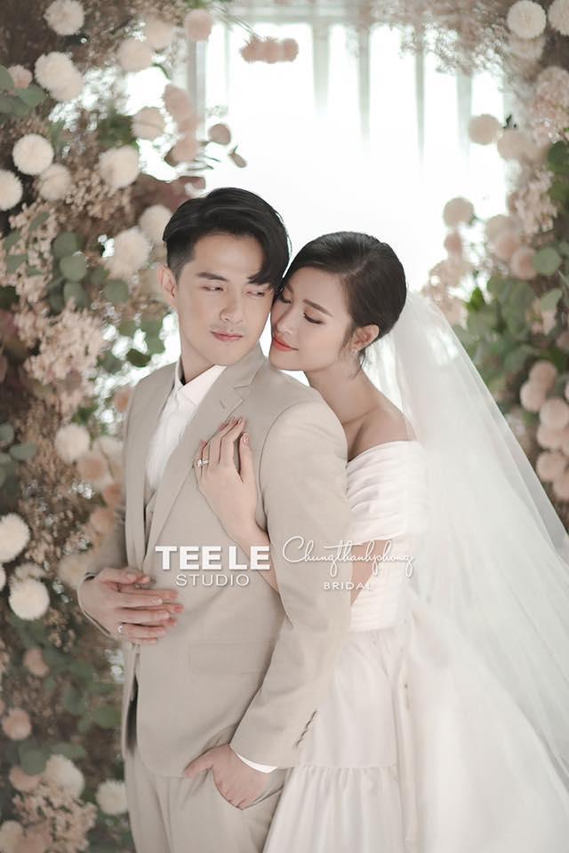 Đông Nhi và Ông Cao Thắng tung bộ ảnh cưới đúng kiểu rể tổng tài, dâu nữ cường cực kỳ xuất sắc-1