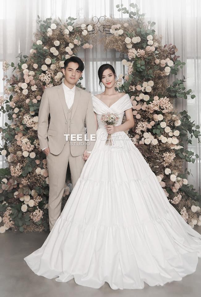 Đông Nhi và Ông Cao Thắng tung bộ ảnh cưới đúng kiểu rể tổng tài, dâu nữ cường cực kỳ xuất sắc-2