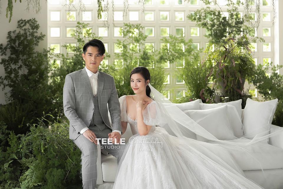 Đông Nhi và Ông Cao Thắng tung bộ ảnh cưới đúng kiểu rể tổng tài, dâu nữ cường cực kỳ xuất sắc-3