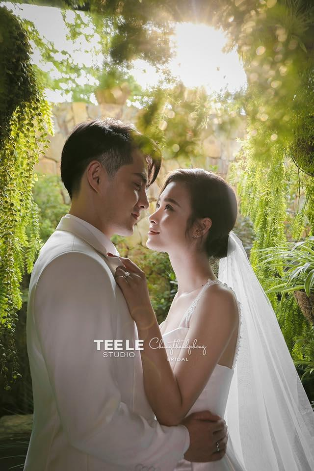 Đông Nhi và Ông Cao Thắng tung bộ ảnh cưới đúng kiểu rể tổng tài, dâu nữ cường cực kỳ xuất sắc-5