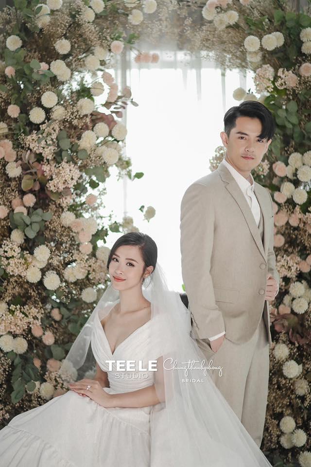 Đông Nhi và Ông Cao Thắng tung bộ ảnh cưới đúng kiểu rể tổng tài, dâu nữ cường cực kỳ xuất sắc-7
