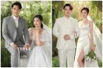 Đông Nhi tình tứ chăm chút cho Ông Cao Thắng trong hậu trường chụp ảnh cưới-1