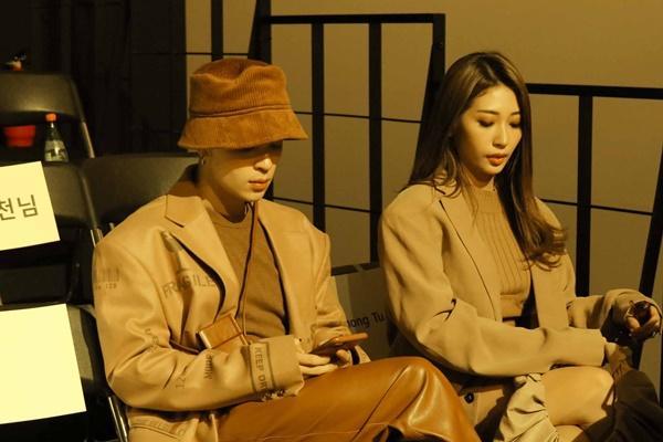 Sau khi chia tay Ngô Kiến Huy, Khổng Tú Quỳnh tái xuất chất lừ ở Seoul Fashion Week 2019-3