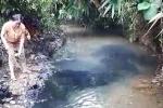 Ô nhiễm nguồn nước ở Hà Nội, 'cần khởi tố vụ án'