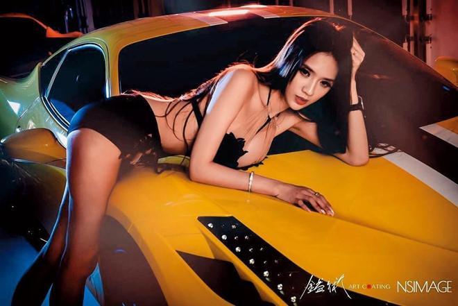 Người mẫu nổi tiếng Đài Loan bán dâm năm 18 tuổi-1