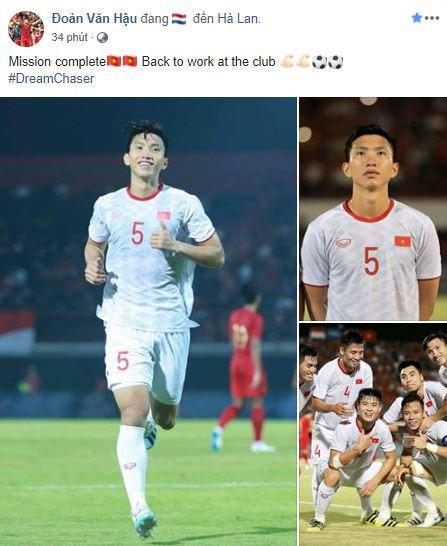 Văn Hậu chăm chỉ chống đẩy để hồi phục sau trận thắng Indonesia-3