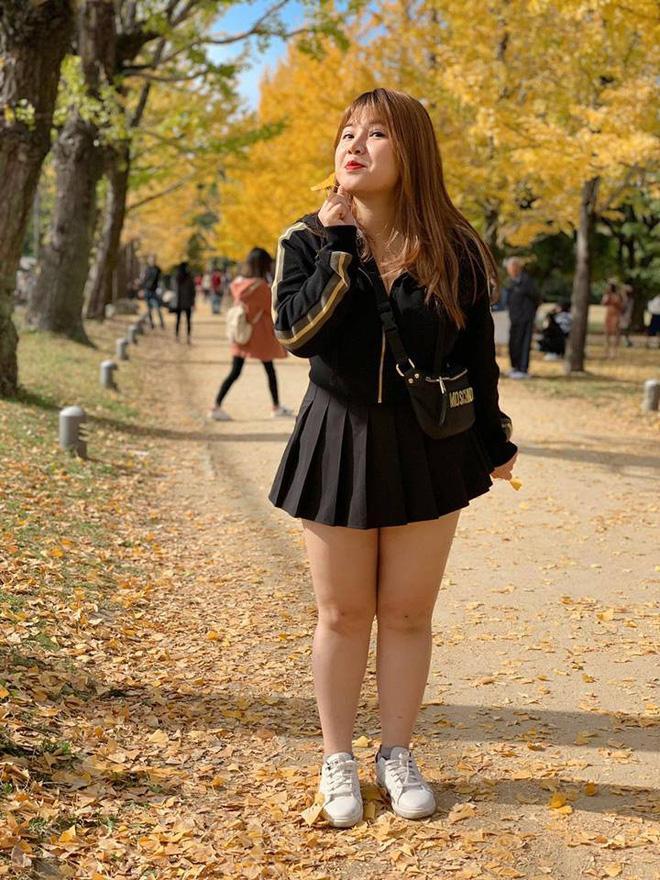 Gần 1 năm sang Nhật du học, nữ sinh ngực khủng ở Hải Dương vẫn bị nhiều người chụp trộm vòng 1 ngoại cỡ-2