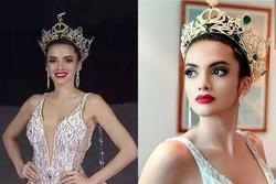 Vương miện Miss Grand International 2019 trị giá 12 tỷ đồng mà vẫn bị chê xấu