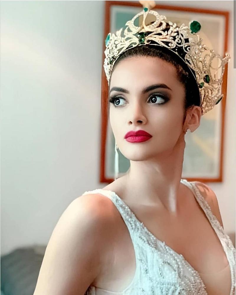 Vương miện Miss Grand International 2019 trị giá 12 tỷ đồng mà vẫn bị chê xấu-2