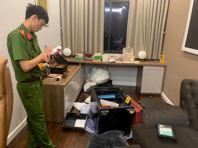 Bắt nghi phạm trộm 5 tỷ tại nhà ca sĩ Nhật Kim Anh-1