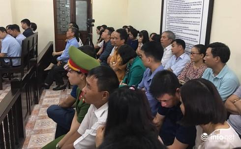 Hà Giang kéo dài phiên xử vụ gian lận thi cử thêm 2 ngày-1