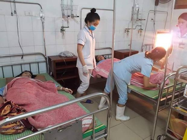 Nghệ An: Bị sét đánh trên đường đi học về, 5 học sinh nhập viện-1
