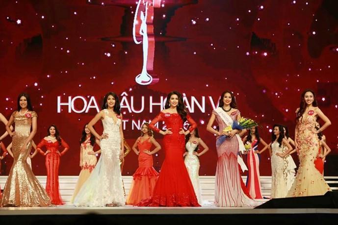 Top 5 Hoa hậu Hoàn vũ Việt Nam 2015: Người chiến thắng từ bỏ hào quang, kẻ bại trận lạc trôi giữa showbiz-1