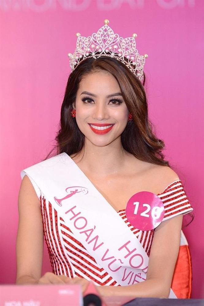 Top 5 Hoa hậu Hoàn vũ Việt Nam 2015: Người chiến thắng từ bỏ hào quang, kẻ bại trận lạc trôi giữa showbiz-2