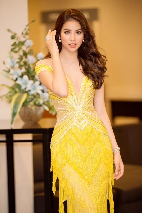 Top 5 Hoa hậu Hoàn vũ Việt Nam 2015: Người chiến thắng từ bỏ hào quang, kẻ bại trận lạc trôi giữa showbiz-4