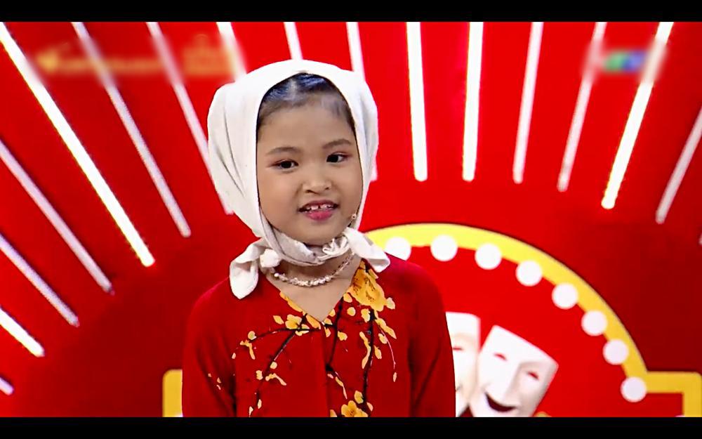 Cô bé 7 tuổi rinh về giải thưởng lớn khi mắng Ngô Kiến Huy xối xả tại Thách Thức Danh Hài-2