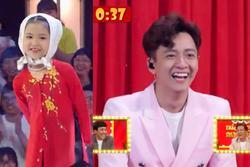 Cô bé 7 tuổi rinh về giải thưởng lớn khi mắng Ngô Kiến Huy xối xả tại Thách Thức Danh Hài