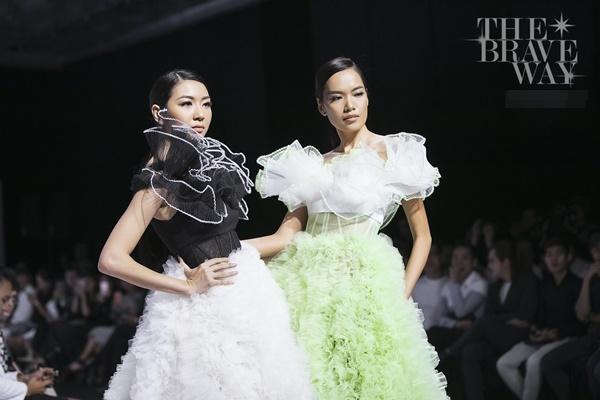 Liên tục bị chê catwalk, Thúy Vân vẫn được kỳ vọng lọt top 45 Hoa hậu Hoàn vũ Việt Nam 2019-4