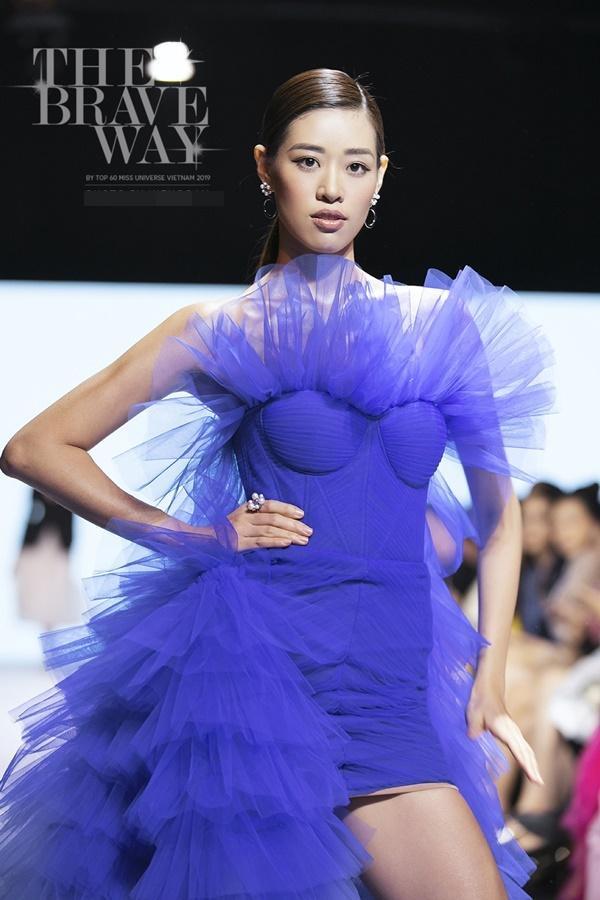 Liên tục bị chê catwalk, Thúy Vân vẫn được kỳ vọng lọt top 45 Hoa hậu Hoàn vũ Việt Nam 2019-7
