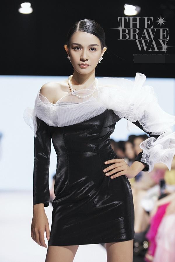 Liên tục bị chê catwalk, Thúy Vân vẫn được kỳ vọng lọt top 45 Hoa hậu Hoàn vũ Việt Nam 2019-8
