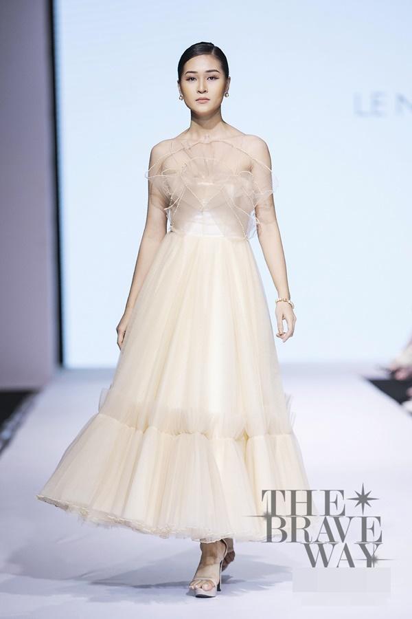 Liên tục bị chê catwalk, Thúy Vân vẫn được kỳ vọng lọt top 45 Hoa hậu Hoàn vũ Việt Nam 2019-9