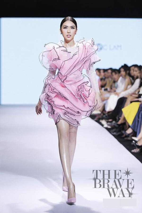 Liên tục bị chê catwalk, Thúy Vân vẫn được kỳ vọng lọt top 45 Hoa hậu Hoàn vũ Việt Nam 2019-5