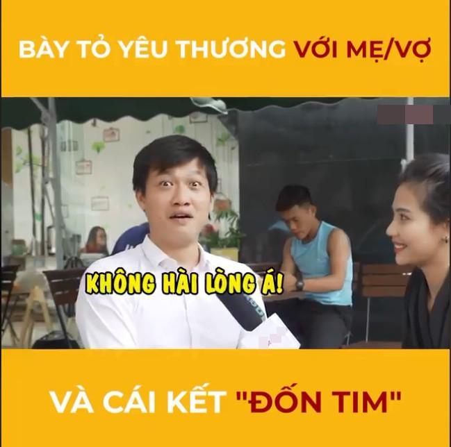 Đường đường là MC có tiếng của VTV, Trần Ngọc làm bao người cười ngất khi lộ rõ bản chất sợ vợ-2