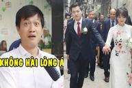 Đường đường là MC có tiếng của VTV, Trần Ngọc làm bao người cười ngất khi lộ rõ bản chất 'sợ vợ'