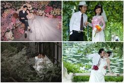 Thu Trang - Tiến Luật khoe ảnh cưới 8 năm, không đẹp bằng Đông Nhi - Ông Cao Thắng nhưng độ lầy chắc chắn hơn