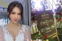 Sau 4 năm sinh con cho DJ Huy DX, hôm nay Lưu Đê Ly bất ngờ thực hiện lời hứa LẤY CHỒNG