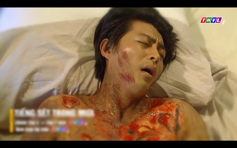 Cao Minh Đạt vẫn chưa nhận ra Nhật Kim Anh trong tập 40 Tiếng Sét Trong Mưa-1