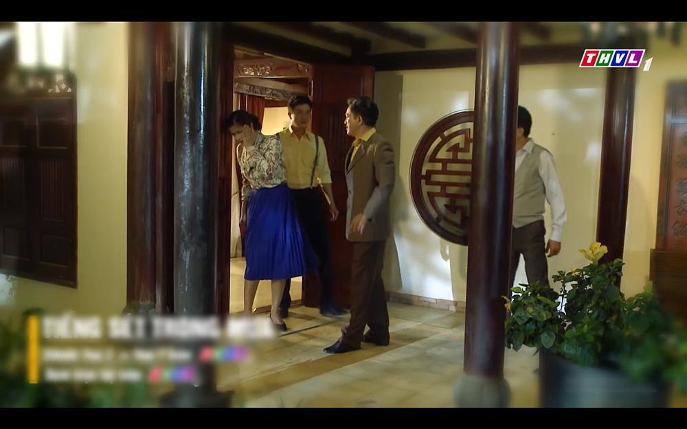 Cao Minh Đạt vẫn chưa nhận ra Nhật Kim Anh trong tập 40 Tiếng Sét Trong Mưa-4