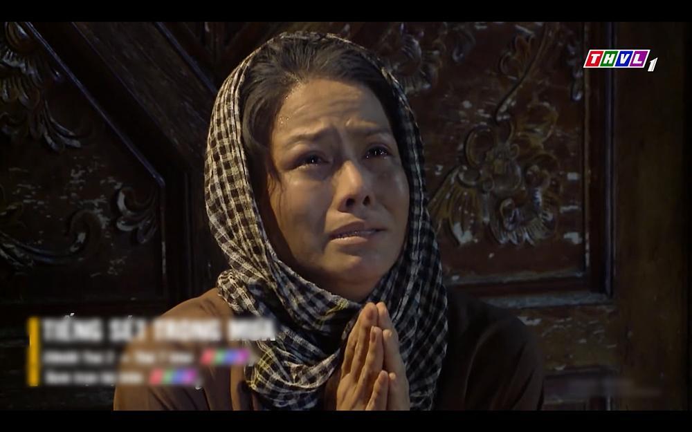 Cao Minh Đạt vẫn chưa nhận ra Nhật Kim Anh trong tập 40 Tiếng Sét Trong Mưa-5