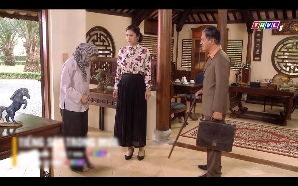 Cao Minh Đạt vẫn chưa nhận ra Nhật Kim Anh trong tập 40 Tiếng Sét Trong Mưa-7