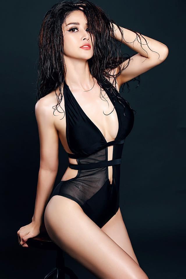 Dàn mỹ nhân Tiếng sét trong mưa diện bikini khoe thân hình gợi cảm-5