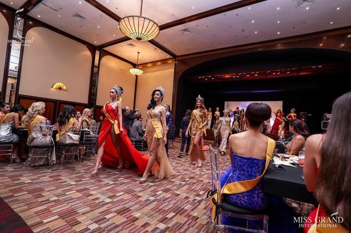 Kiều Loan lộ chân to và ngắn, fan nghi ngờ nhiếp ảnh gia chụp hình không có tâm ở Miss Grand International-3