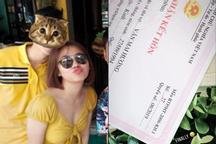 Chẳng nói chẳng rằng, Văn Mai Hương công khai giấy đăng ký kết hôn khiến fans sốc nặng