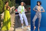 Bản tin Hoa hậu Hoàn vũ 17/10: Mix đồ cao tay, H'Hen Niê 'chặt' ngay dàn giai nhân quốc tế