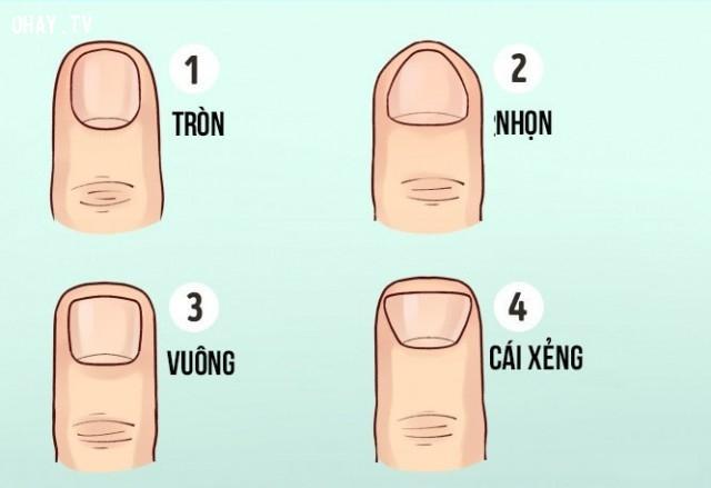 Bỏ 1 giây nhìn hình dáng ngón tay, đọc chuẩn vị tính cách của từng người-1