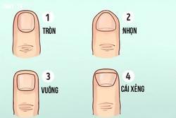 Bỏ 1 giây nhìn hình dáng ngón tay, đọc 'chuẩn vị' tính cách của từng người