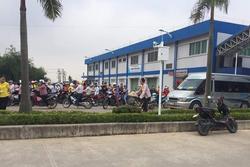 Lại thêm gần 40 công nhân nghi bị ngộ độc khí tại công ty sản xuất giày da ở Nam Định