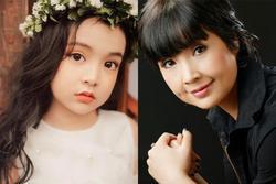 Mẫu nhí xinh xắn như thiên thần, đóng phim cực giỏi hóa ra là cháu gái NSND Lan Hương