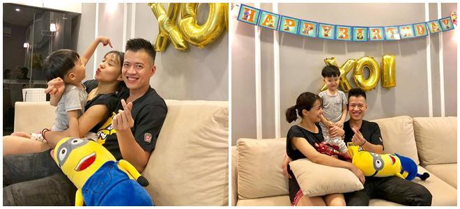 Vừa làm đám hỏi, Lưu Đê Ly nhắn nhủ bố của con trai: Em sẵn sàng cùng anh lên voi xuống chó-3
