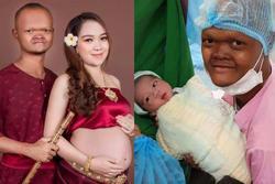 Cặp đôi 'chồng cú vợ tiên' từng náo loạn MXH châu Á khoe ảnh con mới sinh làm ai cũng bất ngờ