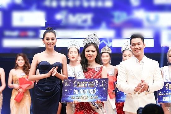 Đoạt ngôi á hậu nhưng Ngân 98 rất có thể bị sờ gáy vì tham gia cuộc thi sắc đẹp chui tại Hàn Quốc-1