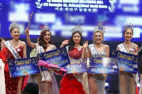 Đoạt ngôi á hậu nhưng Ngân 98 rất có thể bị sờ gáy vì tham gia cuộc thi sắc đẹp chui tại Hàn Quốc-3