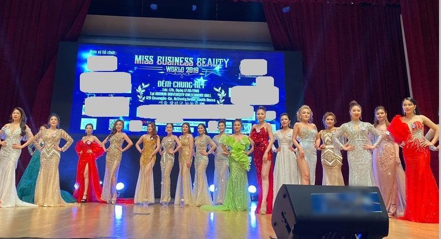 Đoạt ngôi á hậu nhưng Ngân 98 rất có thể bị sờ gáy vì tham gia cuộc thi sắc đẹp chui tại Hàn Quốc-5