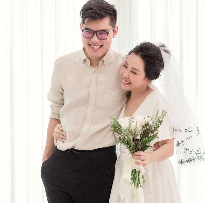 Đâu chỉ riêng nhà văn Gào, rất nhiều sao Việt cũng dính lời nguyền chia ly sau đám cưới chỉ... 7 ngày-1