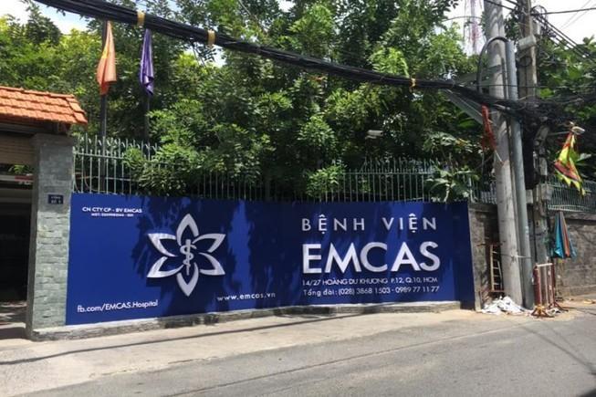 Một phụ nữ tử vong sau khi nâng ngực ở Bệnh viện thẩm mỹ Emcas-1
