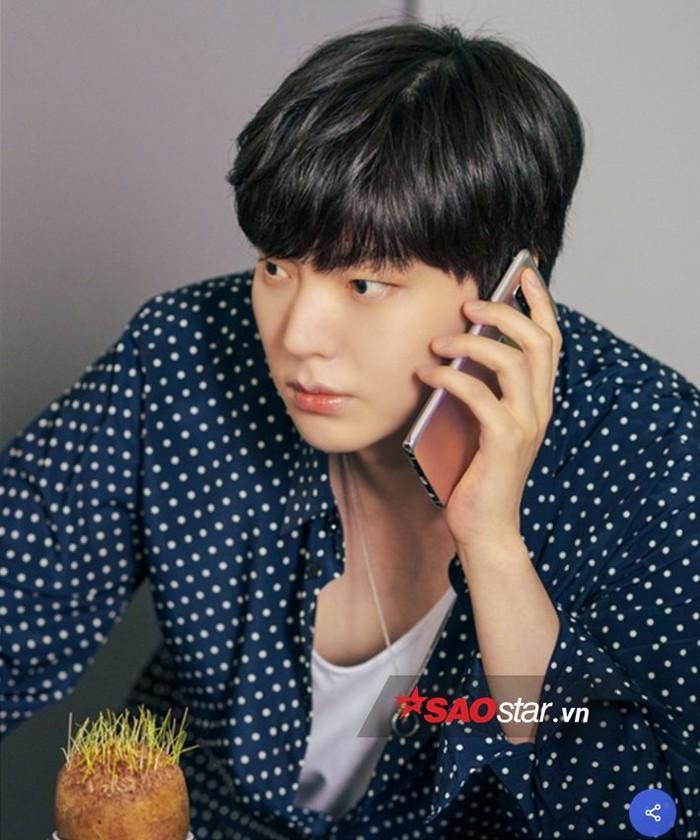 Hình ảnh đầu tiên của Ahn Jae Hyun trong phim hậu ly hôn Goo Hye Sun, Knet phản ứng ra sao?-1